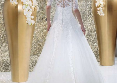 Brautkleider - Isabel de Mestre 2016 (2)