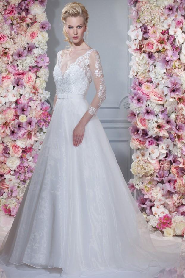 Brautkleid - Isabel de Mestre - Kollektion 2017