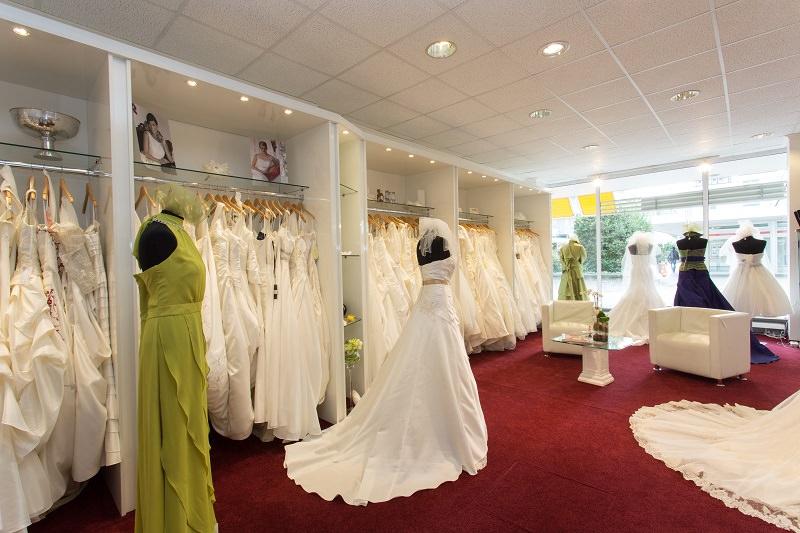 Gerrys Brautkleider, festliche Kleider und Schützenfestkleider