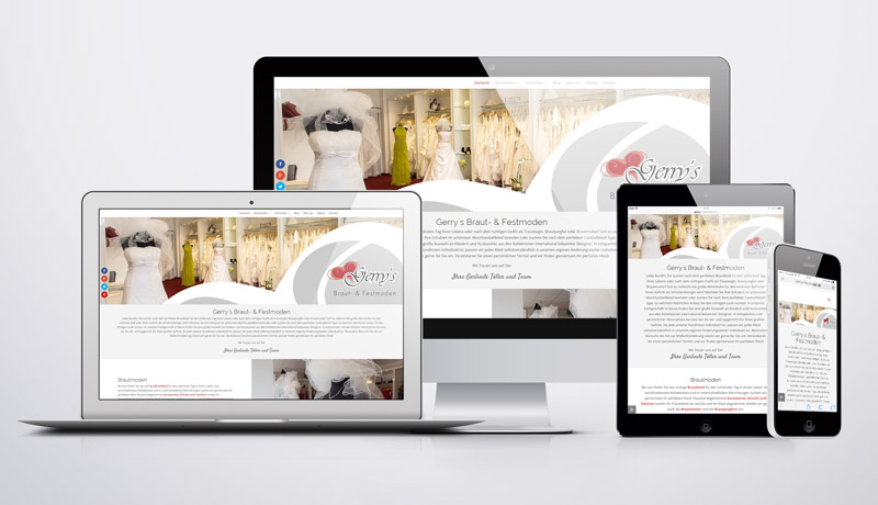 Unsere neue Webseite!