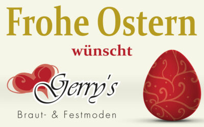 Wir wünschen Frohe Ostern!