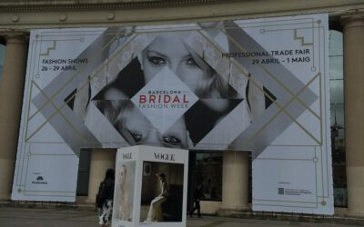 Barcelona Bridal Fashion Week 2016 – Wir waren da!