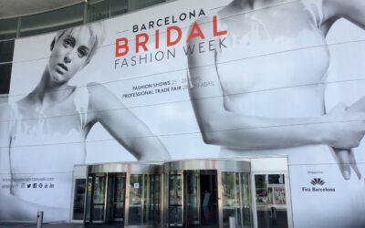 Barcelona Bridal Fashion Week 2017 – Ein paar Eindrücke unseres Messebesuchs