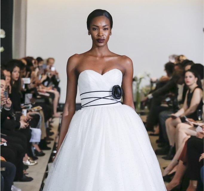 Justin Alexander – Brautkleider – Kollektion Frühling 2018 – erste Bilder frisch vom Laufsteg