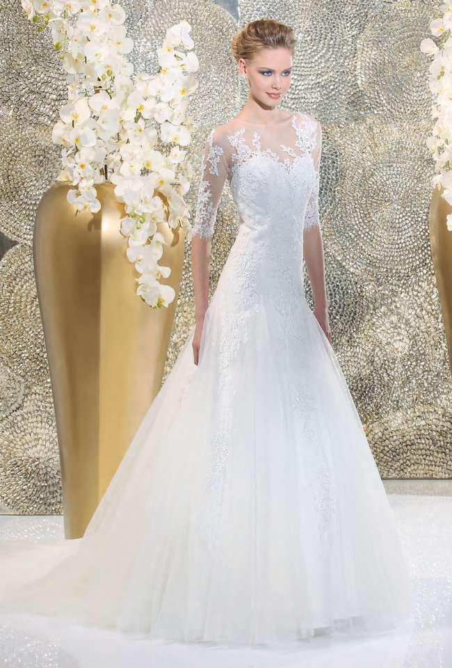 Brautkleider – Isabel de Mestre 2016 (1)   Gerrys Brautmoden und ...