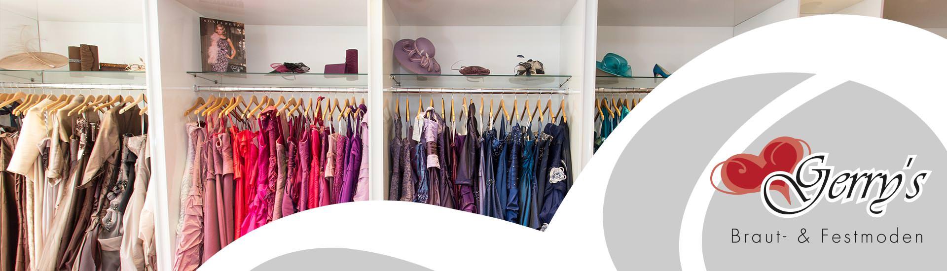 Gerrys Brautmoden und Festmoden - Kleider für besondere Anlässe