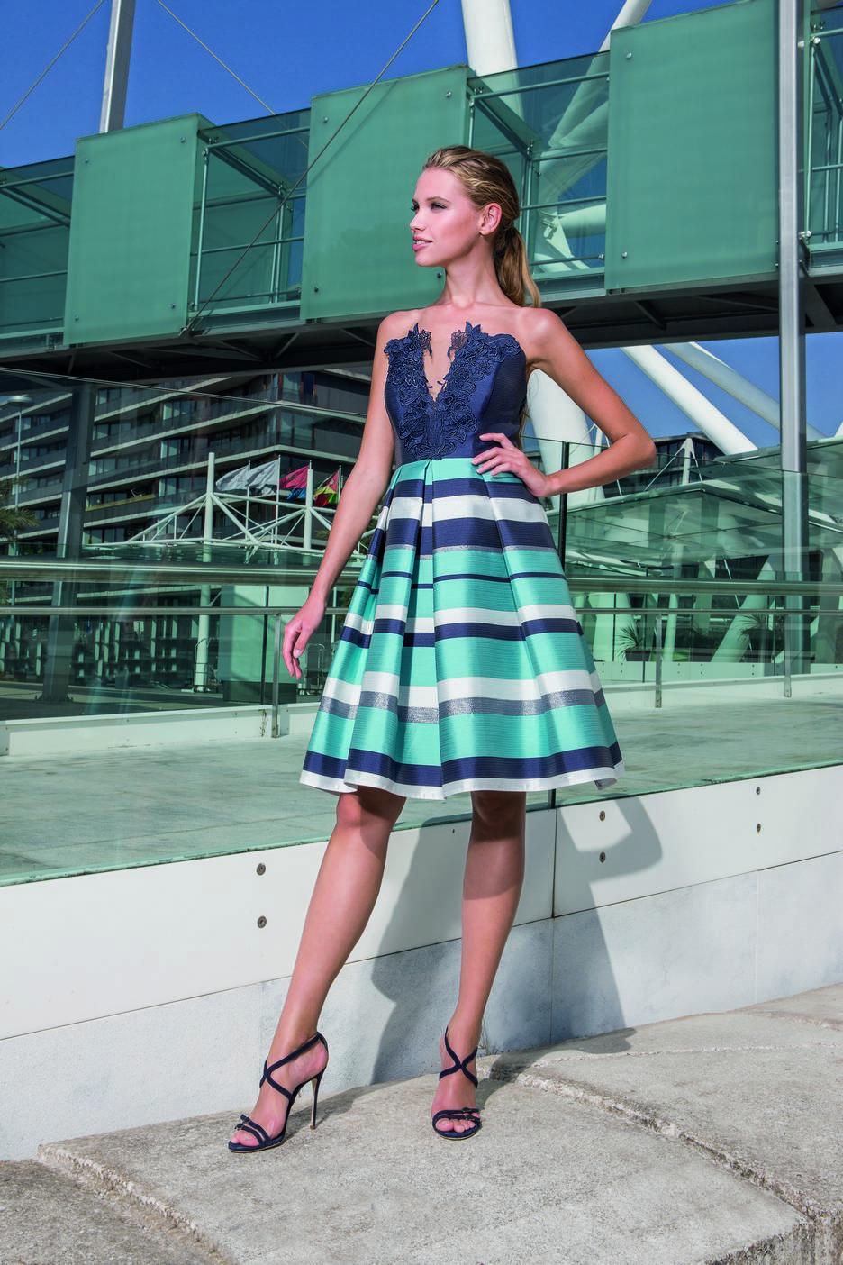 Cocktailkleider - Festmode - festliche Kleider von der CN Design Group