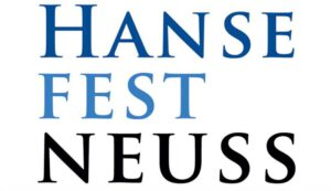 Neusser Hansefest - Bühnenprogramm - Flyer - Infos - verkaufsoffener Sonntag