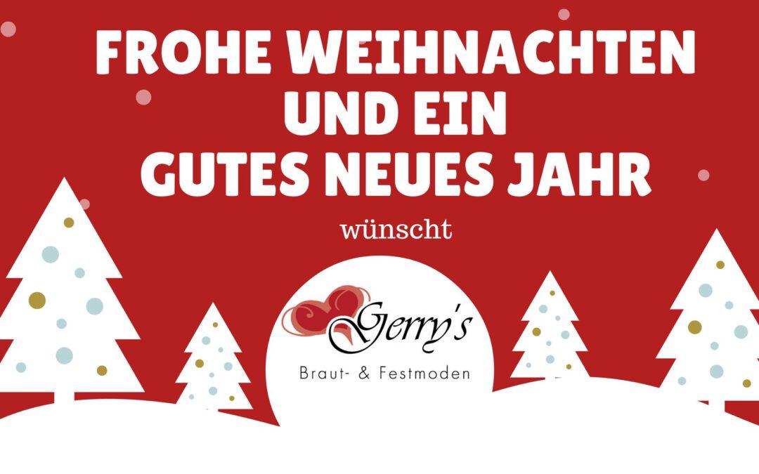 Wir wünschen frohe Weihnachten und ein gutes neues Jahr! Öffnungszeiten