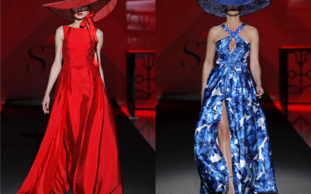 Sonia Peña – Scarlett Kollektion 2017 – Abendmode und Cocktailkleider