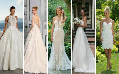 Brautkleider – Ein Blick auf die Kollektionen Herbst / Winter 2018