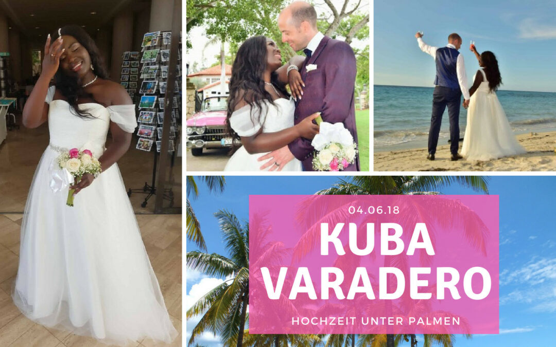 Hochzeit unter Palmen – Im Traumkleid von Gerry´s Brautmoden