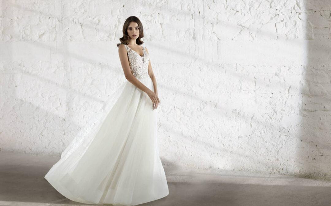 Modeca – Brautkleider in niederländischem Design – Trends 2019