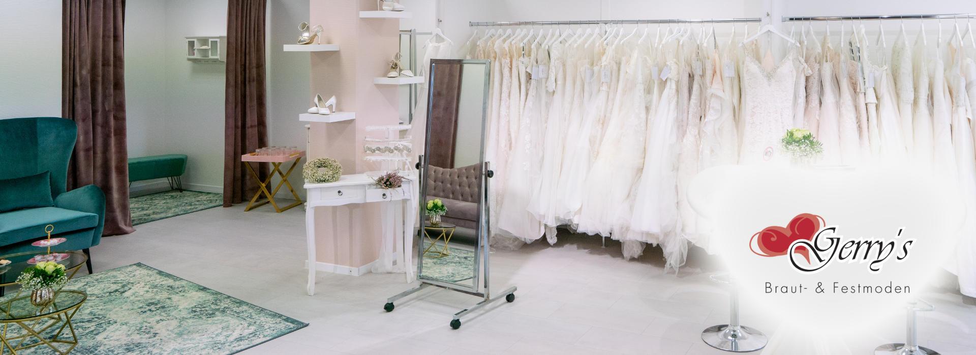 Gerrys Brautkleider und Accessoires