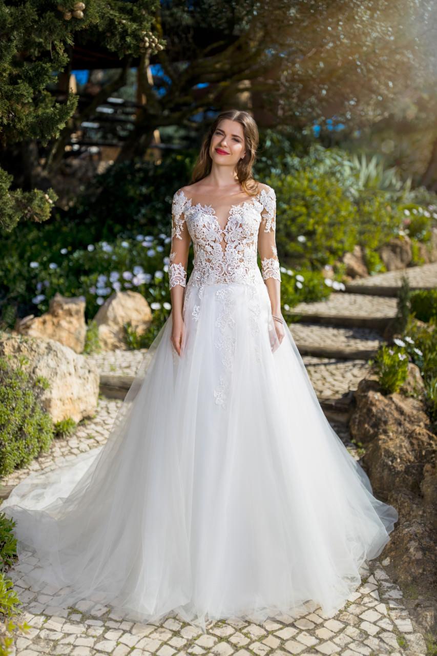 Brautkleid von Tres Chic - Kollektion 2021