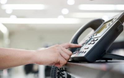 Probleme behoben – Wir sind wieder normal telefonisch erreichbar